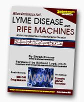 rife machine lyme side effects